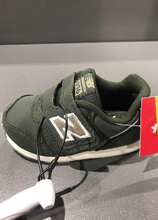 Детские кроссовки new balance 996