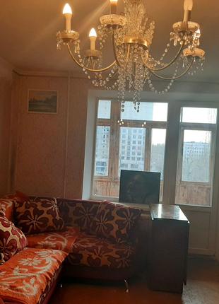 Сдам 2-х комнатную квартиру от хозяйки