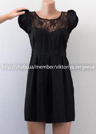 Огромный выбор платьев - красивое платье с кружевом на не высо...