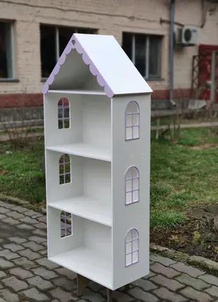 В наличии! Кукольный домик полка модель Рапунцель Барби лол