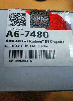 Процессор A6-7480 (fm2+)