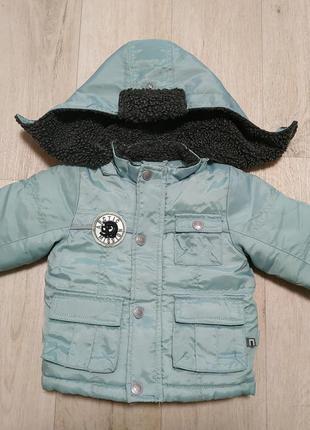 Куртка демисезон 3-6м