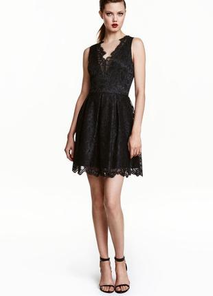 Неимоверно красивое кружевное платье с фатиновым подъюбником о...