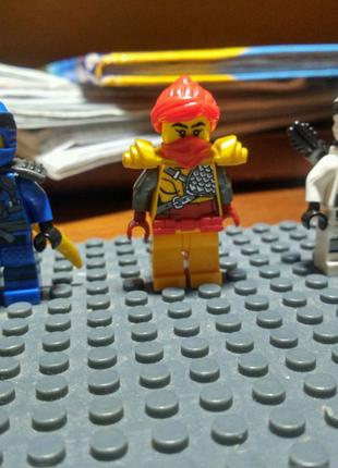 Лего нинзяго аналог