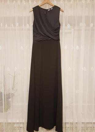 Элегантное вечернее платье mango в пол.