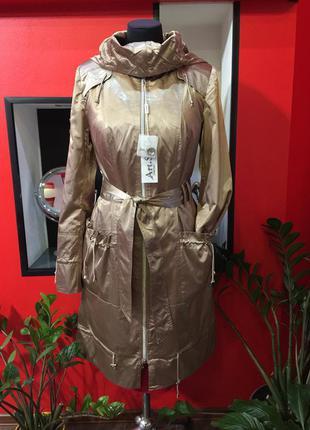 ❗️распродажа❗️ продам женский демисезонный плащ, тренч, пальто.