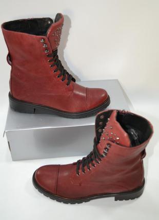 Lineazeta голландия оригинал! ботинки сапоги повыш комфорт! 10...