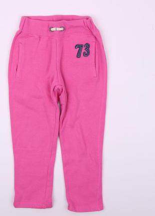 Спортивные штаны утепленные на флисе