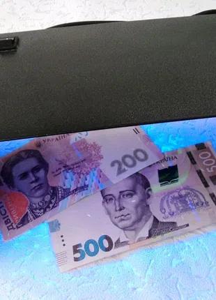 Детектор валют Деко 60, Деко 50, ультрафиолетовый детектор