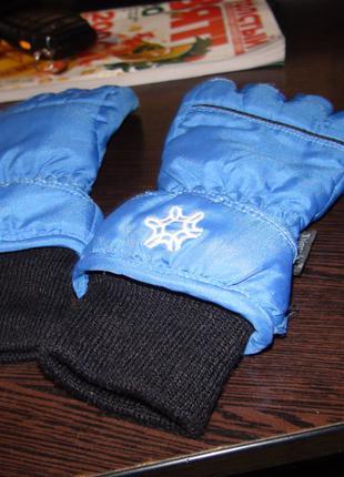 Перчатки Ziener лыжные перчатки термо