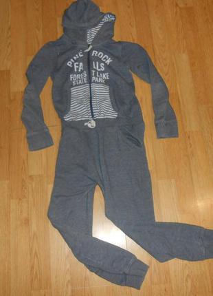 Пижама-человечек на девочку 10 лет