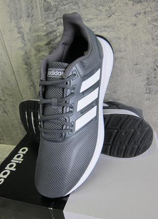 Кроссовки мужские сетка adidas, кроссовки тренировочные, ориги...