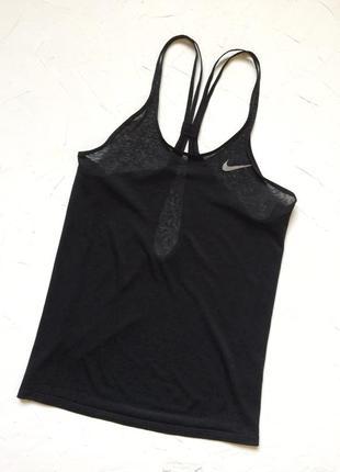 Nike dri fit майка, топ для спорта, оригинал, найк для бега, #...