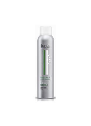 Londa Dry Shampoo Сухой шампунь для волос 180мл