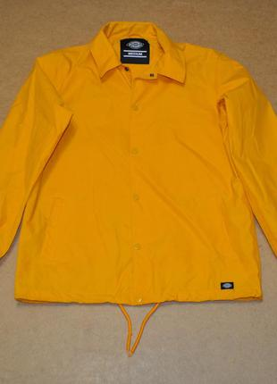 Dickises coach коач куртка мужская яркая