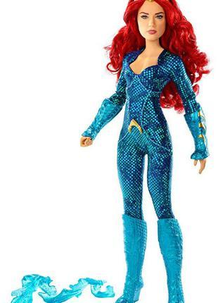 Barbie барби Мера aquaman Mera аквамен dc коллекционная doll