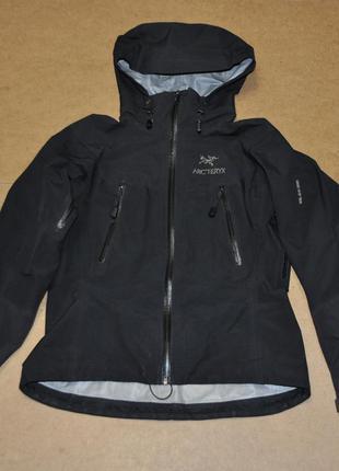 Arcteryx женская куртка штормовка артктерикс