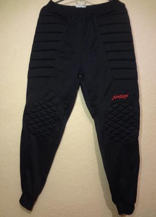 Вратарские штаны/футбольные брюки вратаря размер l xl