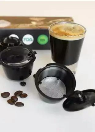 NEW! Многоразовые капсулы Nescafe Dolce Gusto Дольче густо