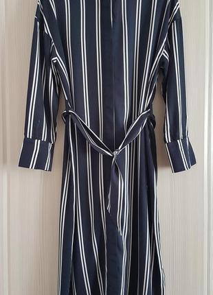 Платье рубашка  h&m
