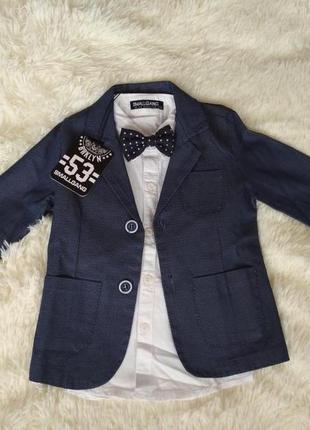 Пиджак на малыша