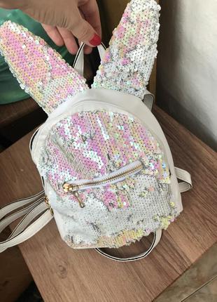 Рюкзак з вушками