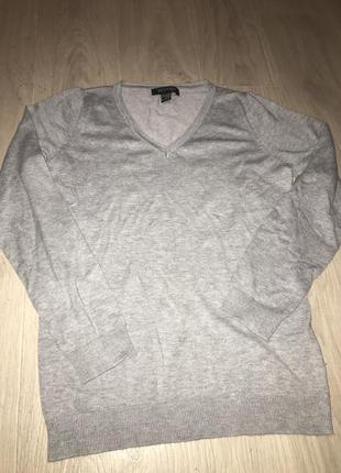 Женский свитер тонкая вязка