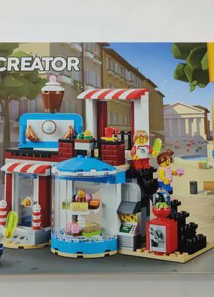 Lego Creator Лего оригинал Сладкие сюрпризы