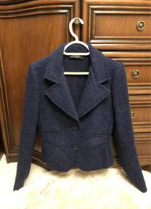 Rinascimento италия.теплый шерстяной пиджак.