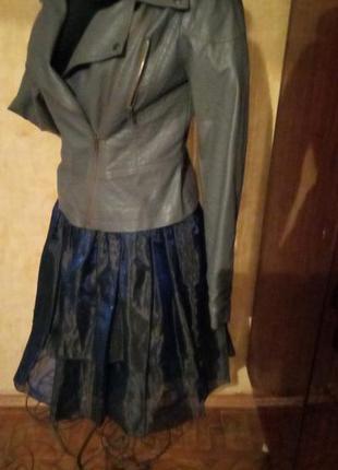 Шикарное стильное  платье moonlighting англия