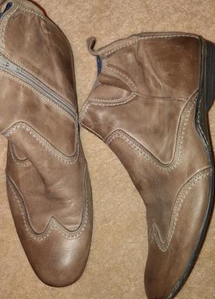 Шкіряні черевики челсі maruti оригінал