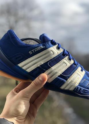 Adidas stabil гандбол теніс волейбол кросівки оригінал