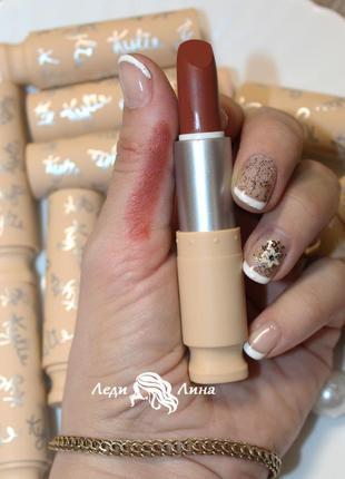 Помада  sugar matte lipstick тон reign