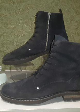 Продам оригинальные демисезонные мужские ботинки via patomi 44...