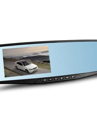 Зеркало заднего вида с видеорегистратором DVR 139 Full HD