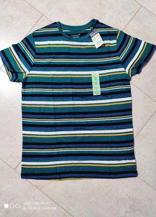 Классная футболка на мальчика подростка