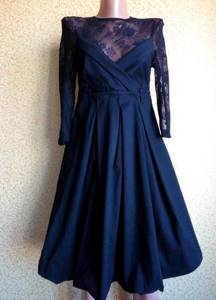 Вечерне-коктейльное платье, s-m