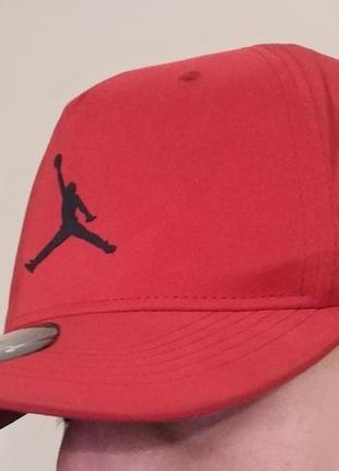 Кепка бейсболка jordan air jumpman
