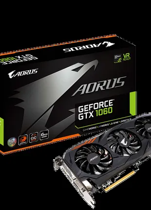 Видеокарта AORUS GeForce GTX 1060 6GB