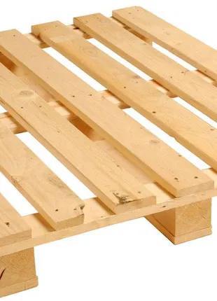 Поддон деревяный