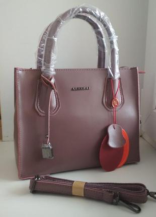 Женская кожаная сумка жіноча шкіряна сумка сумочка