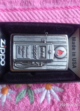 Подлинная ветрозащитная зажигалка zippo