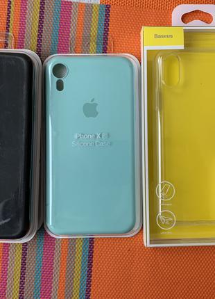IPhone Xr Silicon Case