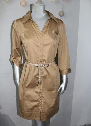 Платье рубашка charles voegele