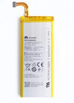 Аккумулятор (АКБ,Батарея) HB3742A0EBC Huawei Ascend P6, (P6-U06)