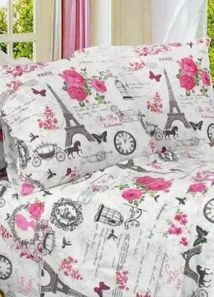 Хлопковые комплекты постельного белья