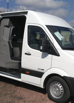 Грузовой микроавтобус Hyundai H 350
