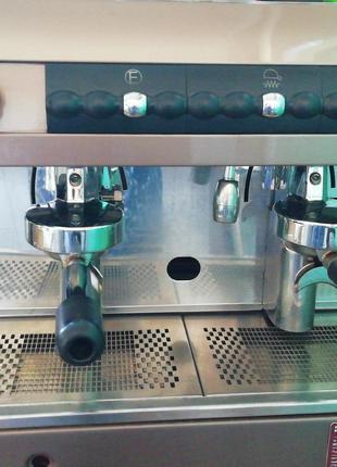 Профессиональная кофемашина Wega Sphera 2 gr