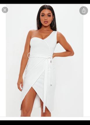 Распродажа!sale!платье на одно плечо missguided