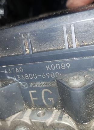 GDK4-437A0 Блок абс ABS Мазда 6 GH Mazda 6 2008 -2012